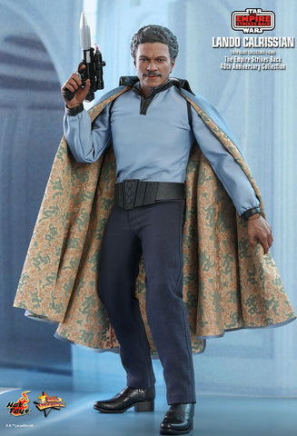 Hot Toys - MMS588 - Star Wars: The Empire Strikes Back - Lando Calrissian (40th Anniversary Collection)