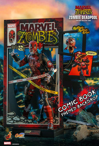 Hot Toys - CMS06 - Marvel Zombies - Zombie Deadpool