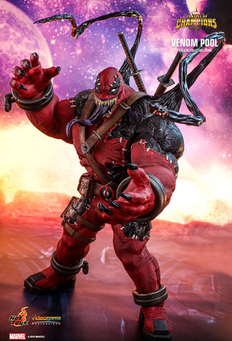 Hot Toys - VGM35 - Marvel Contest of Champions - Venompool