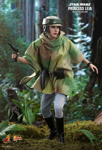 Hot Toys - MMS549 - Star Wars: Return of the Jedi - Princess Leia
