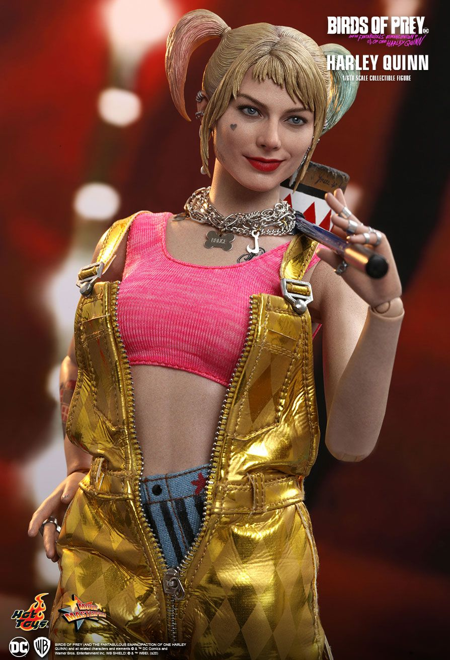 Hot Toys - MMS565 - Birds of Prey - Harley Quinn