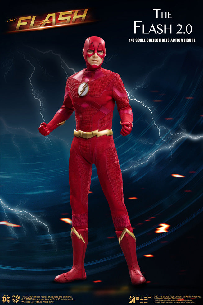Star Ace Toys - Arrowverse - The Flash 2.0 (NX) (1/8 Scale)
