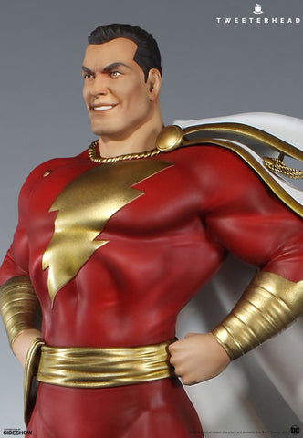 Tweeterhead - DC - Super Powers Collection - Shazam Maquette