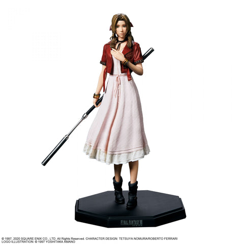 Square Enix - Final Fantasy VII Remake Statuette - Aerith Gainsborough