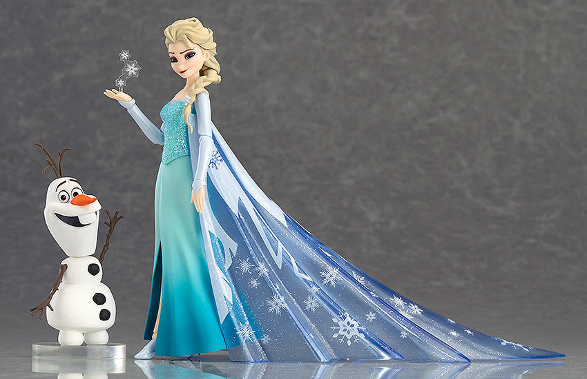 Good Smile Company - Figma - 308 - Frozen: Elsa and Olaf - Marvelous Toys - 2
