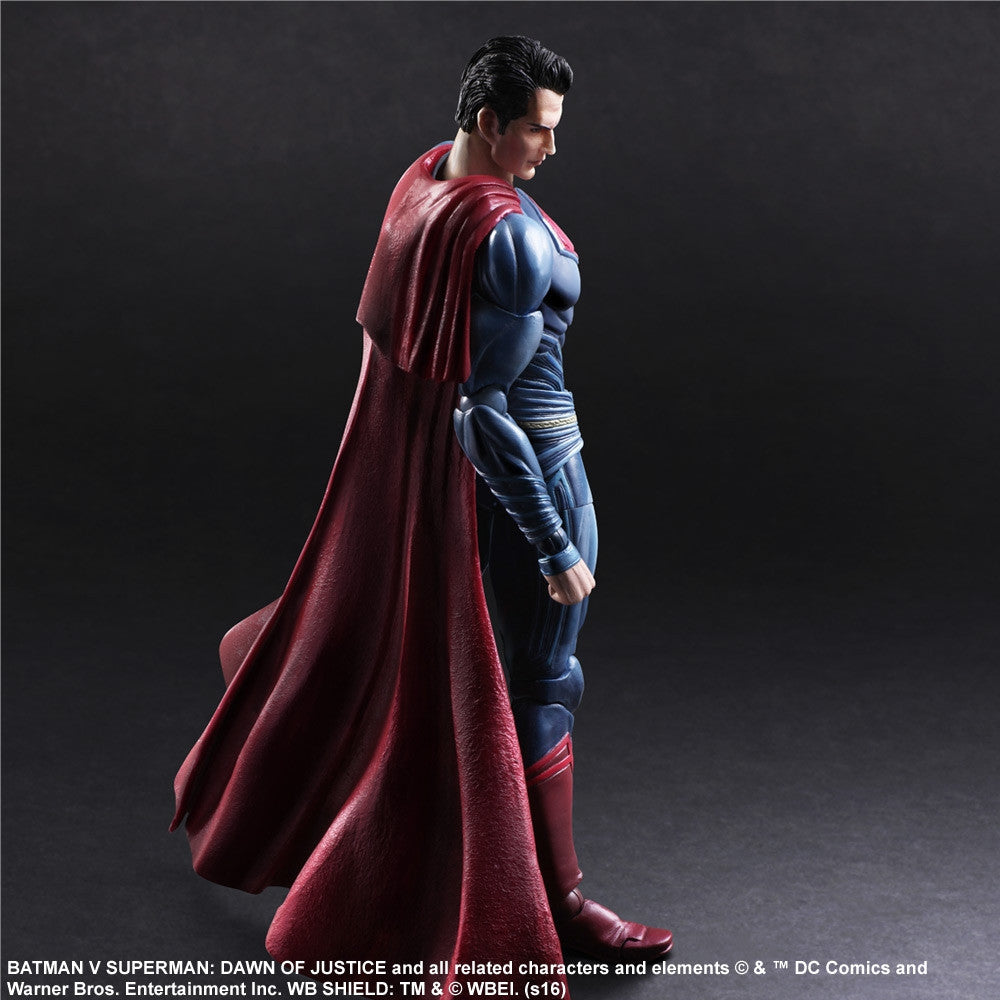 (IN STOCK) Play Arts Kai - Batman v Superman: Dawn Of Justice - Superman - Marvelous Toys - 2