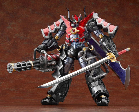 Good Smile Company - Hagane Works - Mazinkaiser Haou (Mazin Set)