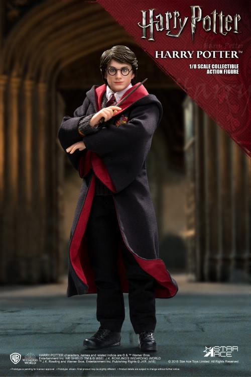 Star Ace Toys - Harry Potter and the Prisoner of Azkaban - Harry Potter 2.0 (Uniform Ver.) (1/8 Scale)