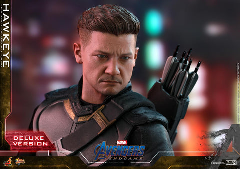 Hot Toys - MMS532 - Avengers: Endgame - Hawkeye (Deluxe Version)