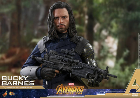 Hot Toys - MMS509 - Avengers: Infinity War - Bucky Barnes (Winter Soldier)