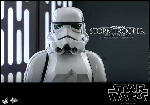 Hot Toys - MMS515 - Star Wars - Stormtrooper (Deluxe Version)