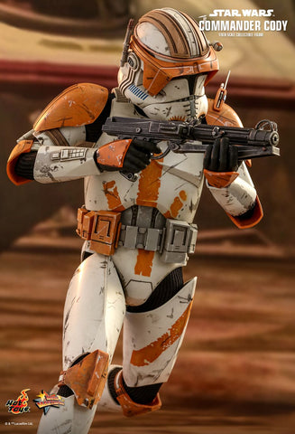 Hot Toys - MMS524 - Star Wars: Revenge of the Sith - Commander Cody