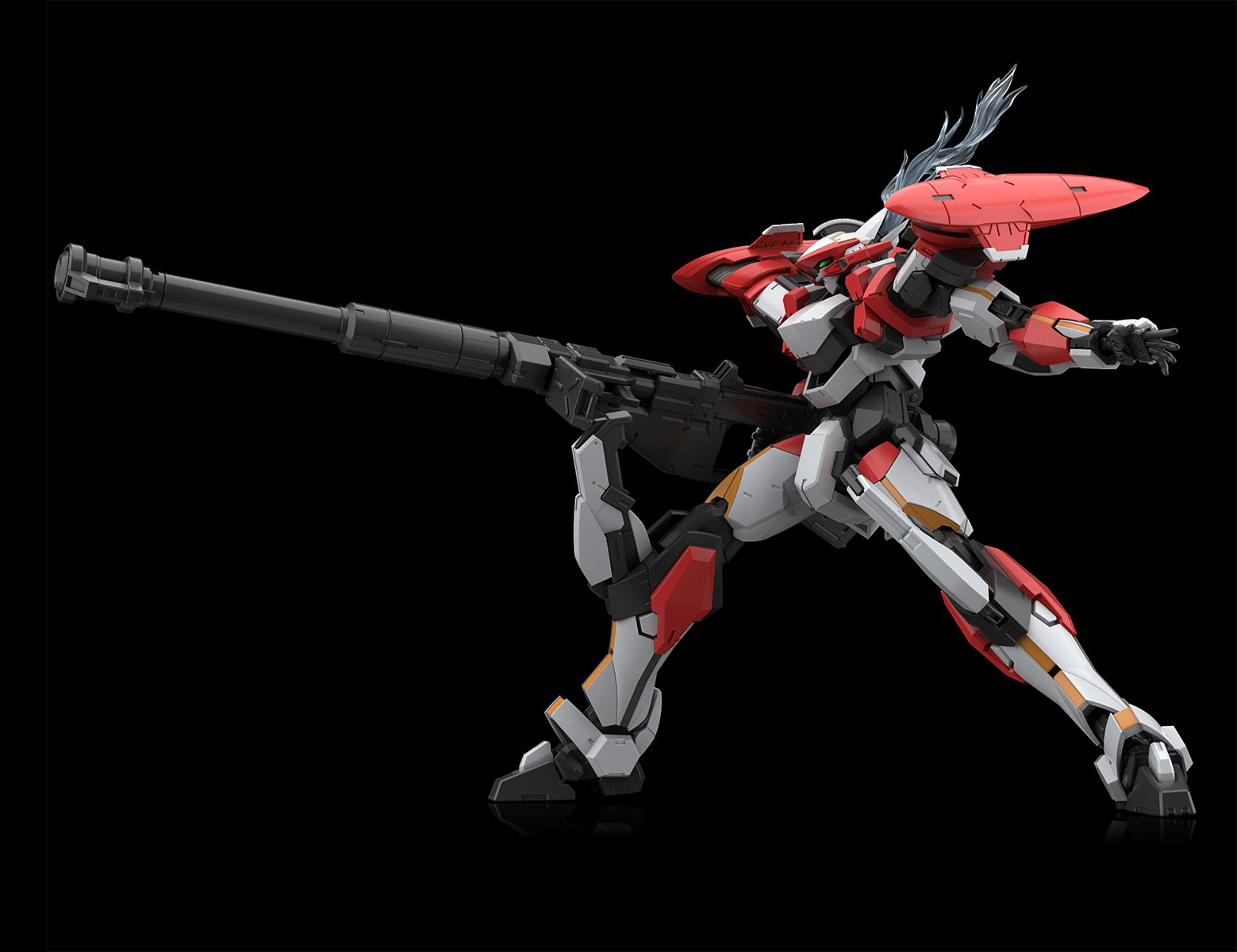Aoshima - Full Metal Panic! Invisible Victory - ARX-8 Laevatein Final Battle Ver. Model Kit (1/48 Scale)