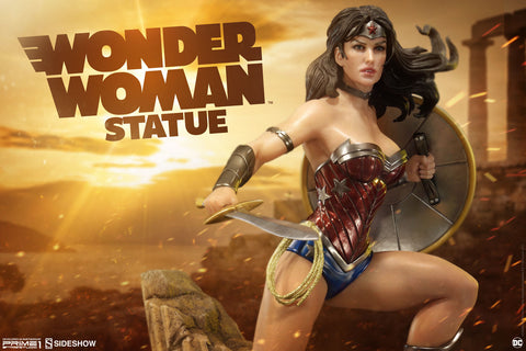 Sideshow Collectibles x Prime 1 Studio - DC Comics - Justice League: New 52 - Wonder Woman