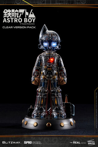 5Pro Studio - The Real Series - Astro Boy (Clear Ver.)