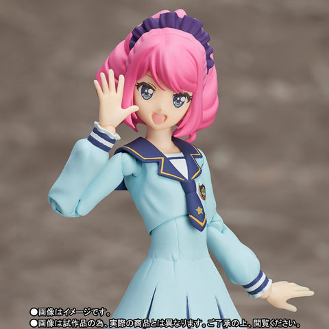S.H.Figuarts - Aikatsu Stars! - Laura Sakuraba (Winter Uniform Ver.) (TamashiiWeb Exclusive)