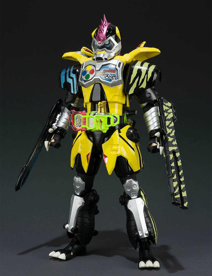 S.H.Figuarts - Kamen Masked Rider - Lazer Hunter Biker Gamer Level 5 (TamashiiWeb Exclusive)