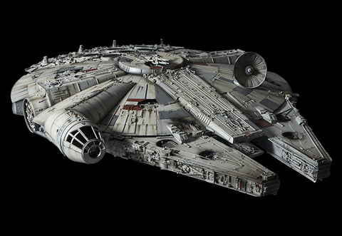 Bandai - Star Wars - Millennium Falcon Perfect Grade Model Kit (1:72 Scale)