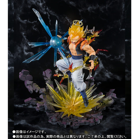 Figuarts Zero - Dragon Ball Z - Super Saiyan Gogeta (TamashiiWeb Exclusive)