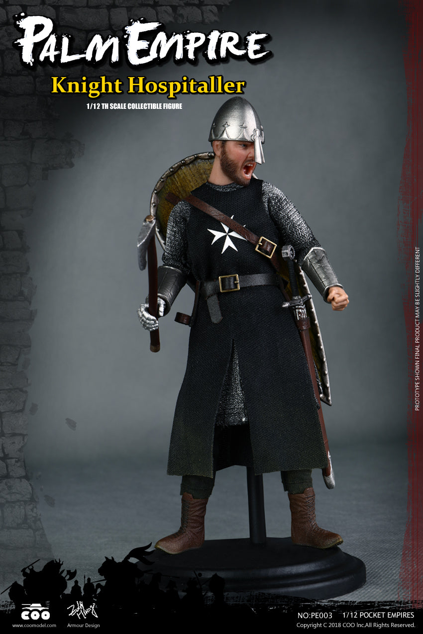 CooModel - Palm Empire - Hospitaller Knight (1/12 Scale)
