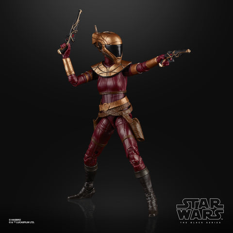 Hasbro - Star Wars: The Black Series - The Rise of Skywalker - Zorii Bliss