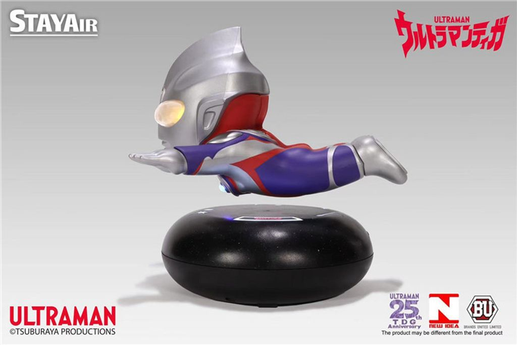 New Idea Studio - STAYAir - Ultraman Tiga (Magnetic Levitation Ver.)