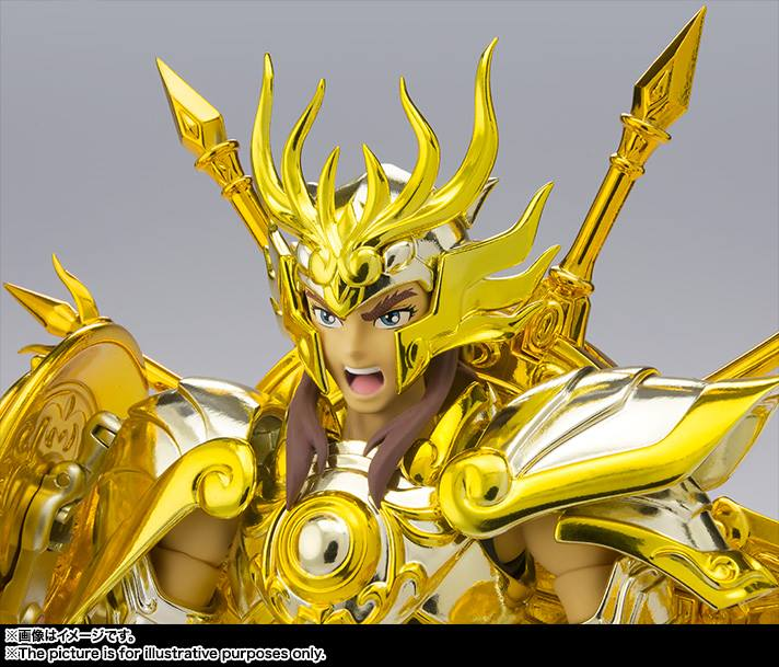 Bandai - Saint Seiya - Saint Cloth Myth EX - Libra Dohko/Douko (God Cloth)