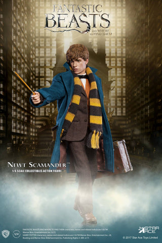 Star Ace Toys - SA0047 - Fantastic Beasts and Where to Find Them - Newt Scamander