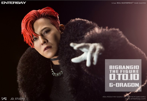 Enterbay - BIGBANG - G-Dragon 10th Anniversary Edition (1/6 Scale)