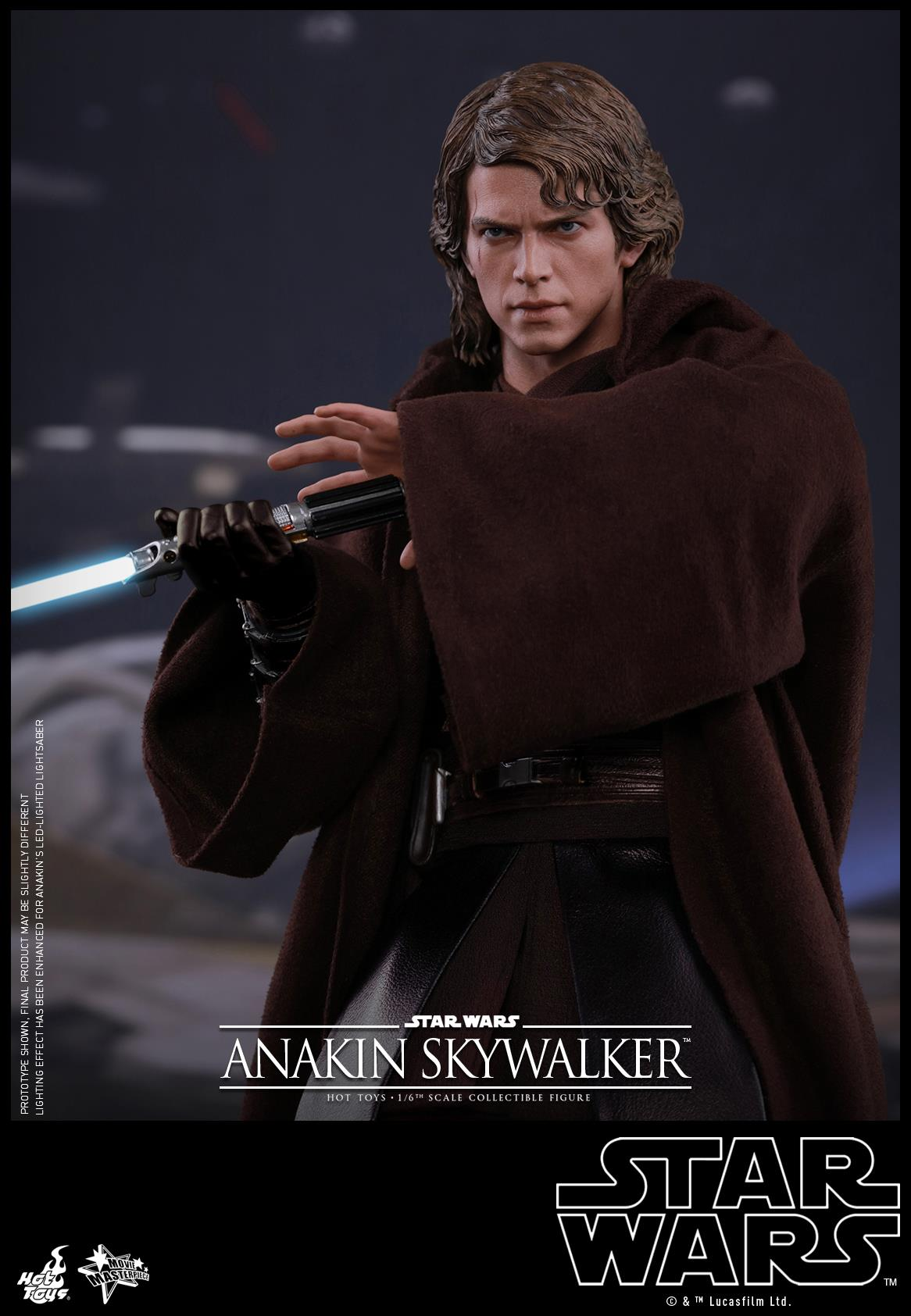 Hot Toys - MMS437 - Star Wars Episode III: Revenge of the Sith - Anakin Skywalker