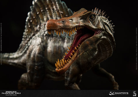 Dam Toys - Museum Collection Series - Paleontology World - Spinosaurus (Standard Edition)