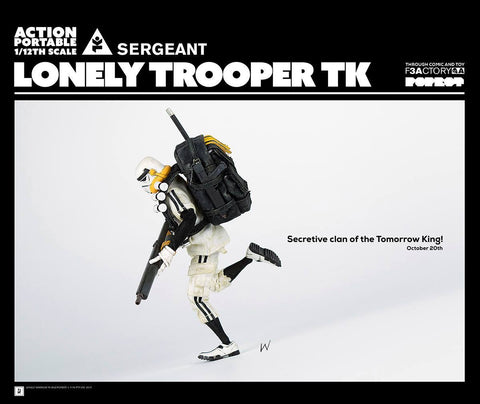 ThreeA - Action Portable by F3Actory - Lonely Trooper TK Sergeant