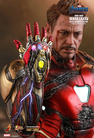 Hot Toys - MMS543D33 - Avengers: Endgame - Iron Man Mark LXXXV (Battle Damaged Version)