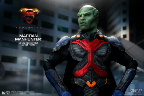 Star Ace Toys - Supergirl - Martian Manhunter (J'onn J'onzz) (Regular) (1/8 Scale)