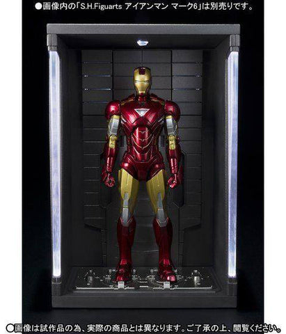 S.H.Figuarts - Iron Man 2 - Mark IV and Hall of Armor Set (TamashiiWeb Exclusive)