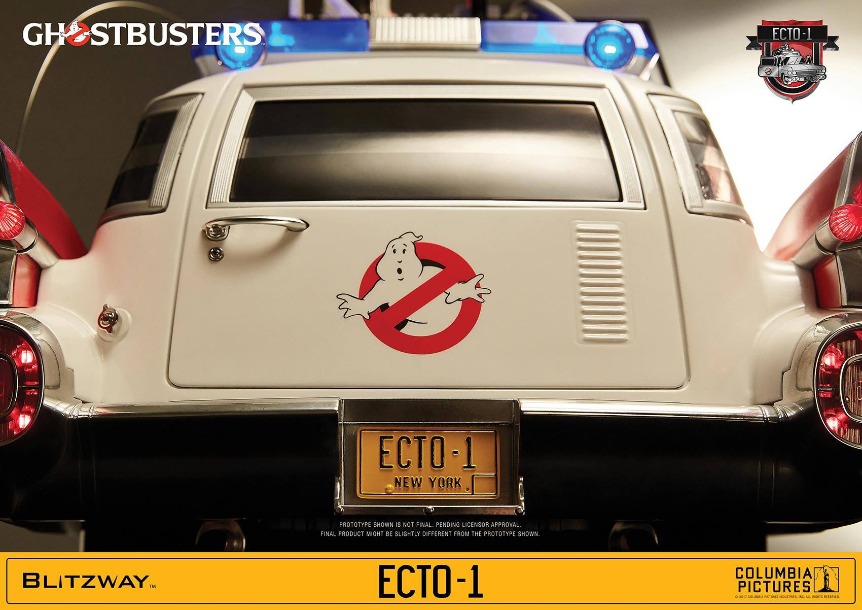 Blitzway - Ghostbusters (1984) - Ecto-1