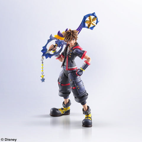 Bring Arts Kai - Kingdom Hearts III - Sora