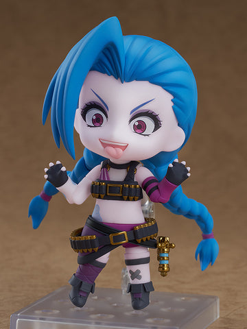 Nendoroid - 1535 - League of Legends - Jinx