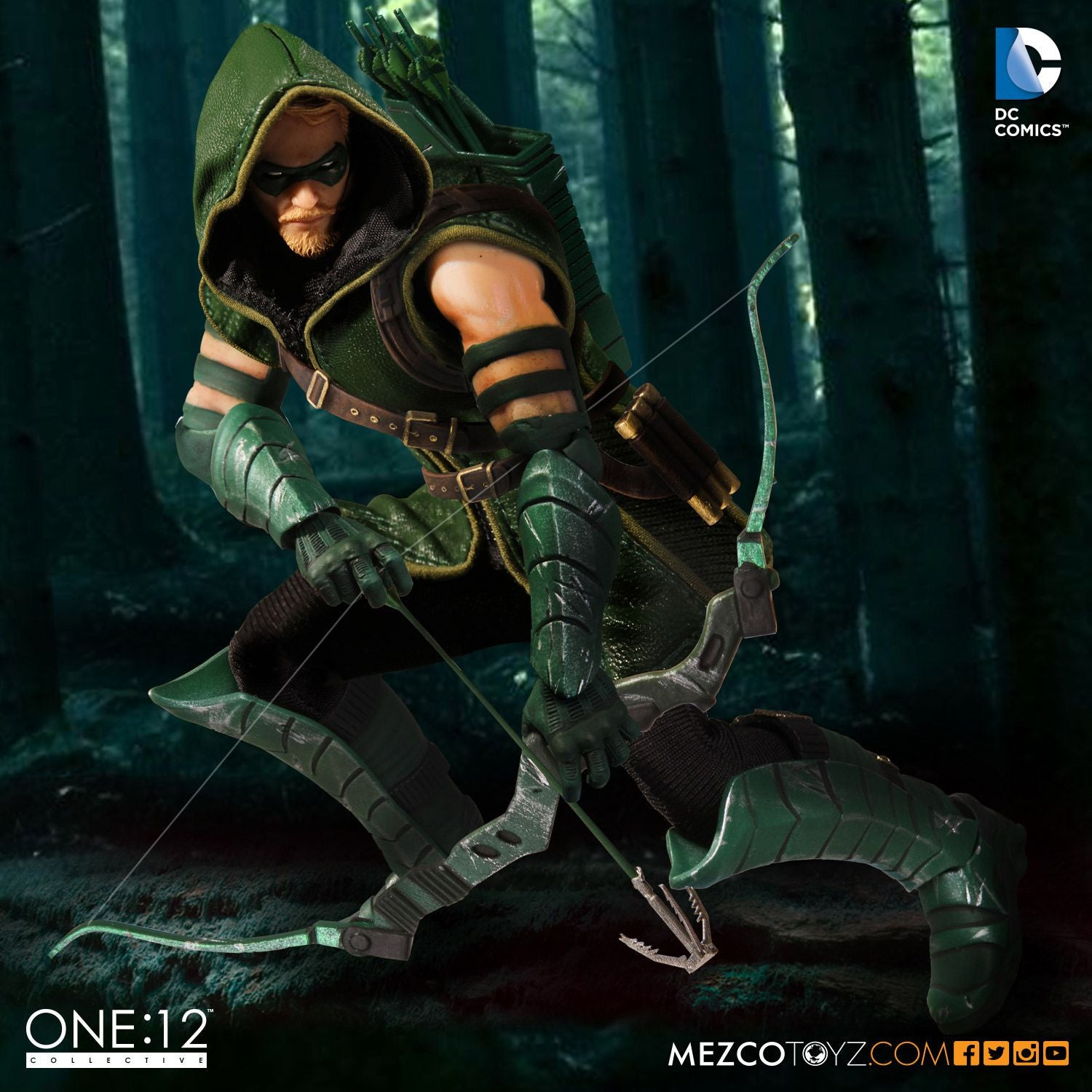Mezco - One:12 Collective - Green Arrow