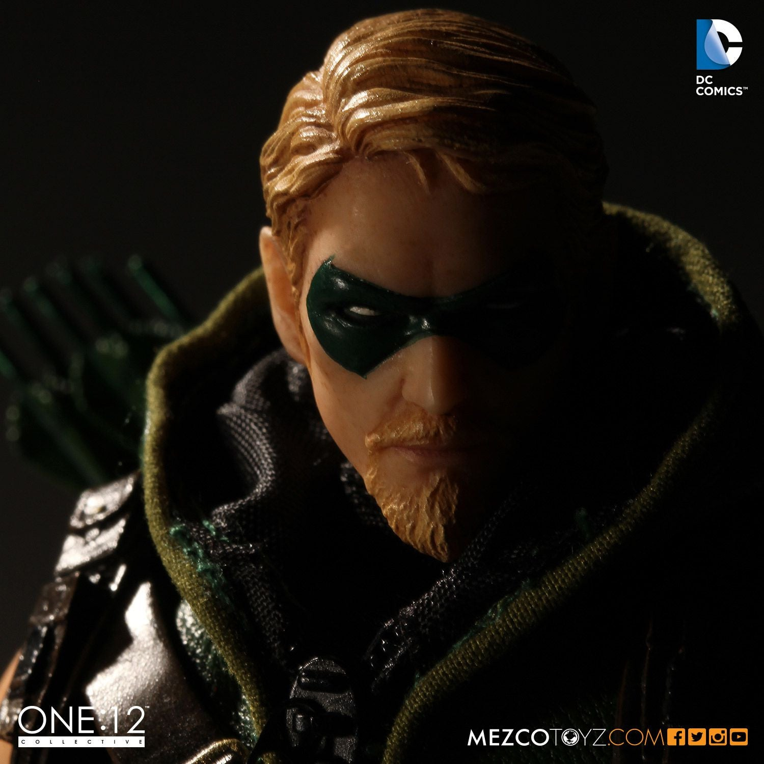 Mezco - One:12 Collective - Green Arrow - Marvelous Toys - 6