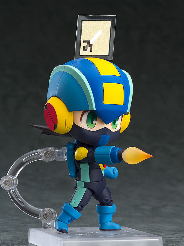 Nendoroid - 716 - MegaMan.EXE (Super Movable Edition) - Marvelous Toys - 3