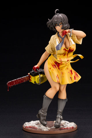 Kotobukiya - Horror Bishoujo - The Texas Chainsaw Massacre - Leatherface (1/7 Scale)