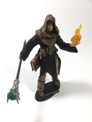 Boss Fight Studio - Vitruvian H.A.C.K.S. - Series 2 - Black Wizard