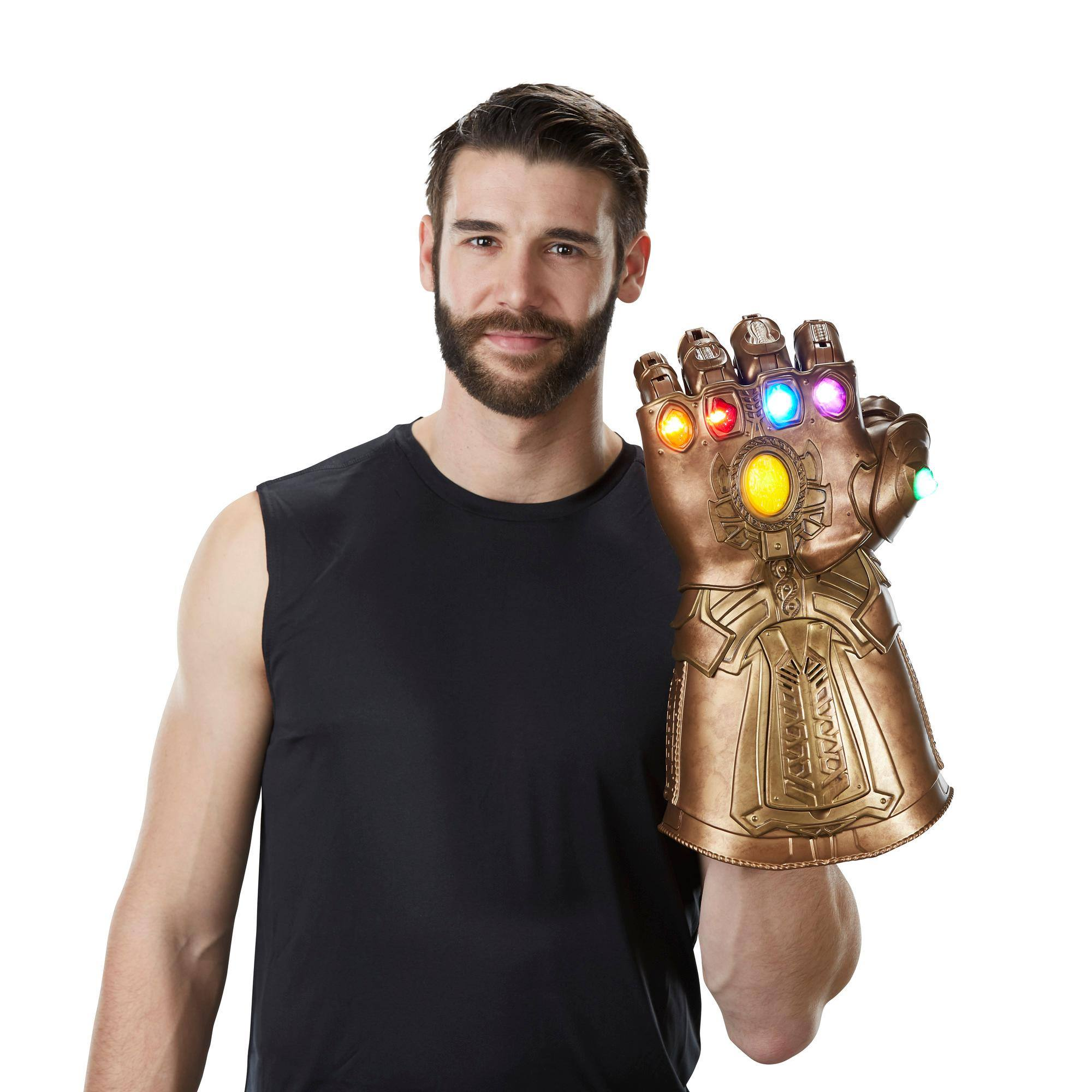 Hasbro - Marvel Legends - Avengers: Infinity War - Infinity Gauntlet Articulated Electronic Fist (2nd Batch)