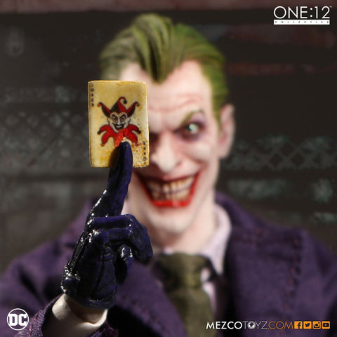 Mezco - One:12 Collective - The Joker - Marvelous Toys - 2
