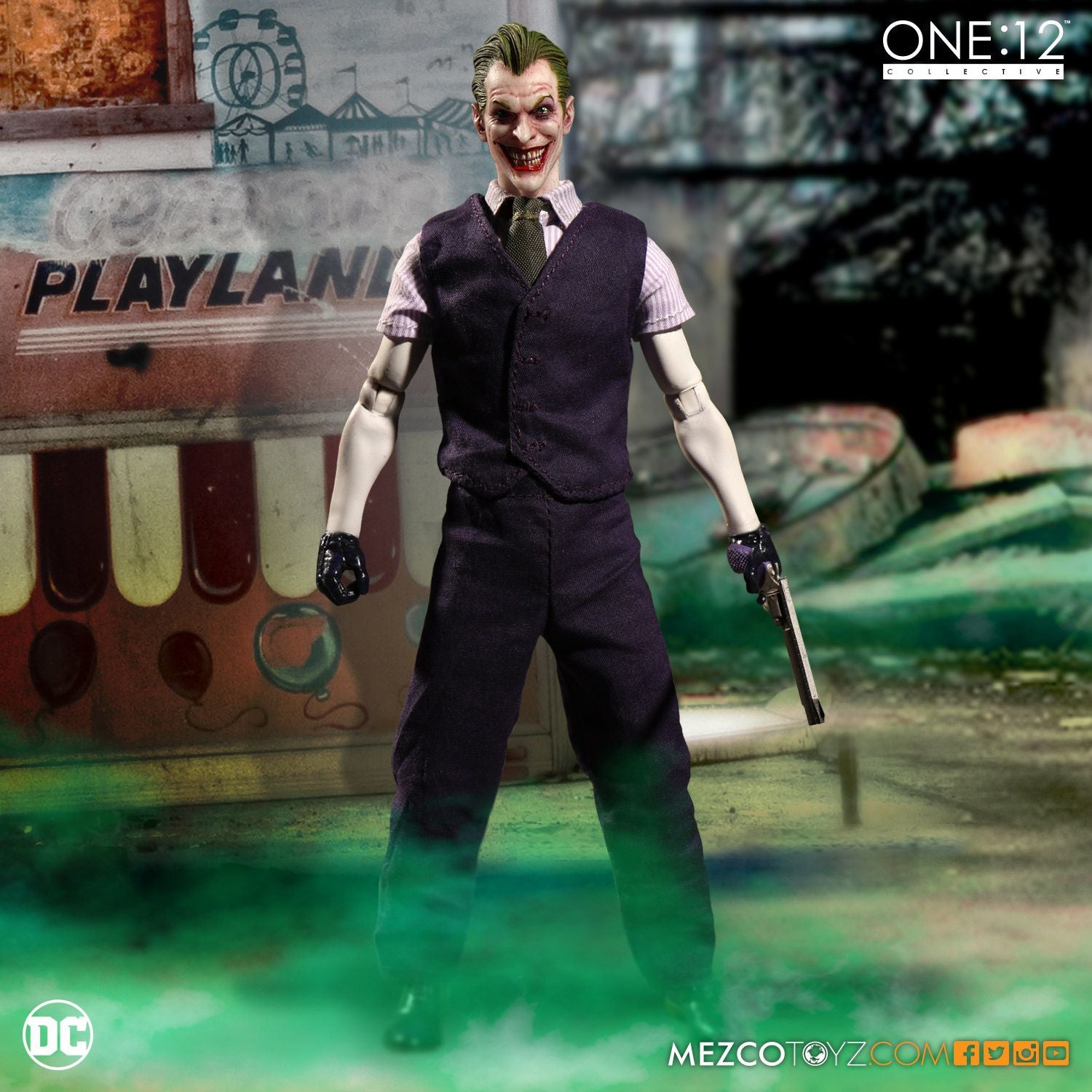 Mezco - One:12 Collective - The Joker - Marvelous Toys - 6