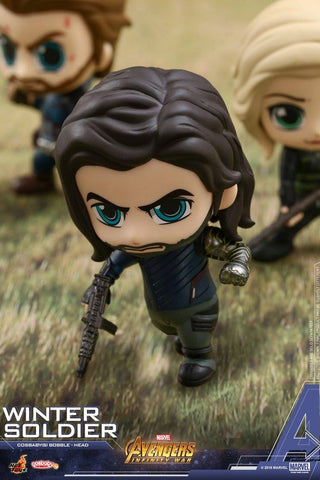 Hot Toys - COSB466 - Avengers: Infinity War - Winter Soldier Cosbaby Bobble-Head