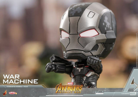 Hot Toys - COSB439 - Avengers: Infinity War - War Machine Cosbaby Bobble-Head