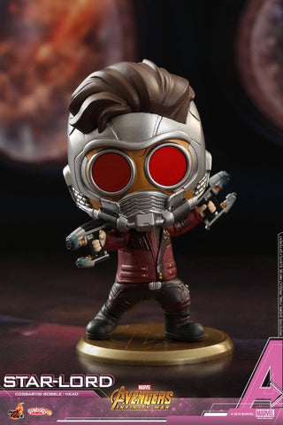 Hot Toys - COSB435 - Avengers: Infinity War - Star-Lord Cosbaby Bobble-Head