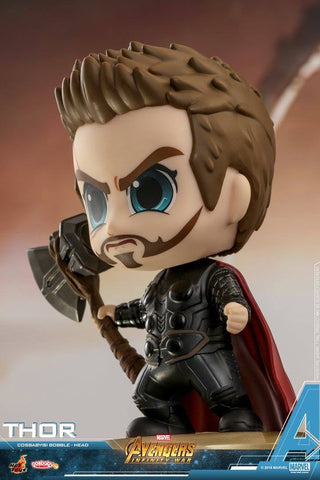 Hot Toys - COSB433 - Avengers: Infinity War - Thor Cosbaby Bobble-Head